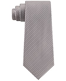 Men's Stitch Geo Tie