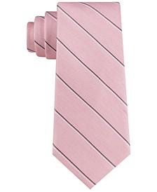 Men's Bi-Color Stripe Tie