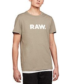 Men's Holorn RAW Logo T-Shirt