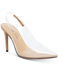 Darcie Slingback Pumps, Created for Macy's