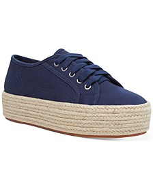 Sofeya Espadrille Platform Sneakers, Created for Macy's