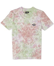 Big Boys Cotton Tie-Dye T-Shirt