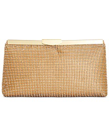 INC Terri Rhinestone Pouch Clutch, Created for Macy's