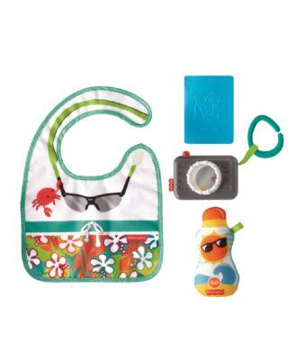 Closeout! Fisher-Price Tiny Tourist Gift Set
