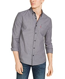 Men's Chambray Oxford Shirt