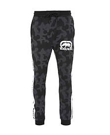 Men's Side Seam Printed Tape Jogger