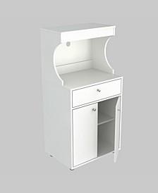 Galley Kitchen or Microwave Storage Cabinet