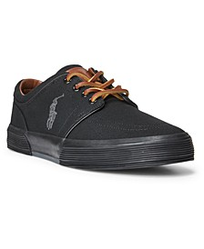 Men's Canvas Faxon Low-Top Sneakers