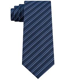 Men's Double Stripe Tie