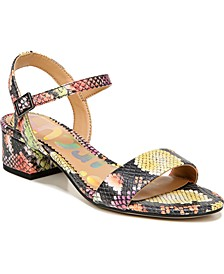 Ibis Block-Heel City Sandals