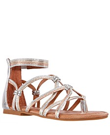 Yuliana Big Girls Sandal