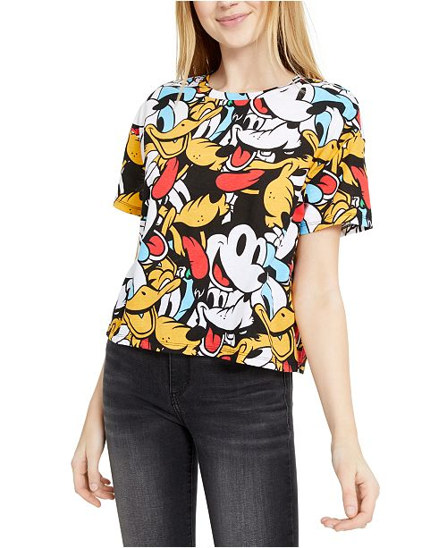 Disney Juniors' Mickey & Friends Graphic T-Shirt