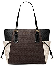 Signature Voyager East West Tote