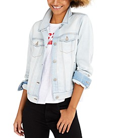 Juniors' Denim Jacket