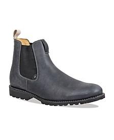 Men's Plain Toe Chelsea Boot