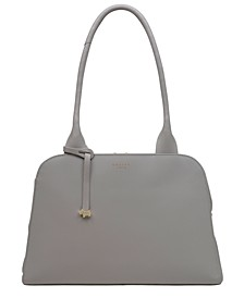 Millbank Leather Tote