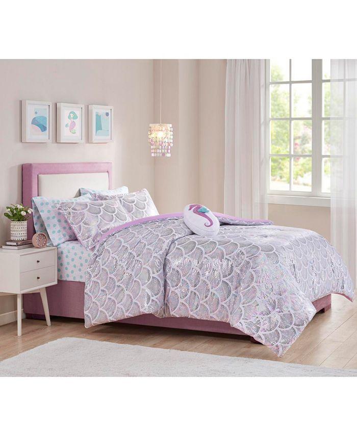 Urban Dreams - Aqua 7PC Comforter Set