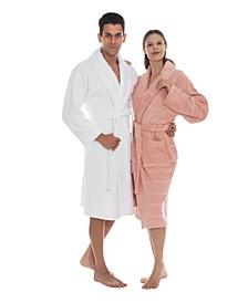 Mirage Unisex Turkish Cotton Bath Robe