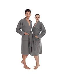 Luciana Unisex Turkish Cotton Bath Robe