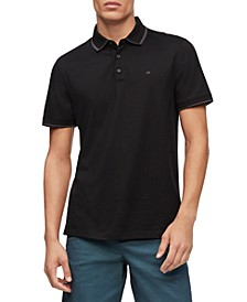 Men's Short Sleeve Liquid Touch Tipped Polo
