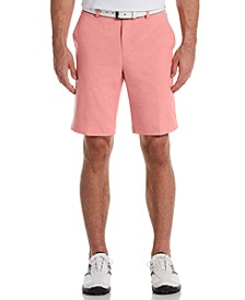 Men's Stretch Heather Golf Shorts