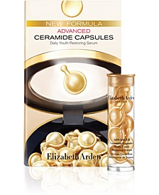 Recieve a FREE 7-Day Advanced Daily Repair Ceramide Capsules with any $50 Elizabeth Arden Purchase