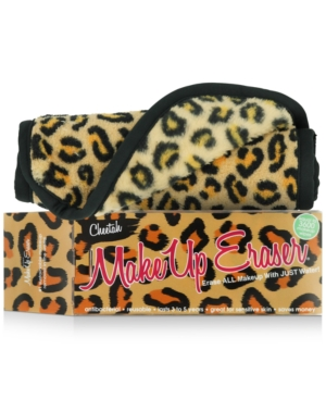 Limited Edition Cheetah Print MakeUp Eraser. Get it while you can. Limited stock. The #1 reusable makeup removal system in the world. Erase all your makeup with the MakeUp Eraser and water.