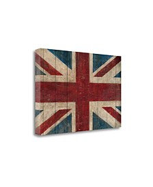 Union Jack by Avery Tillmon Giclee Print on Gallery Wrap Canvas