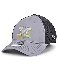 Michigan Wolverines NCAA Grayed Out Neo Cap
