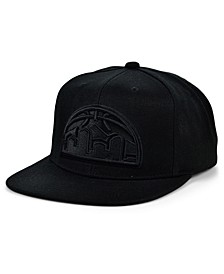 Denver Nuggets Under The Black Snapback Cap