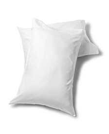 Liberty 750 Thread Count Cotton Rich Wrinkle Resistant, 2 Standard Pillowcases