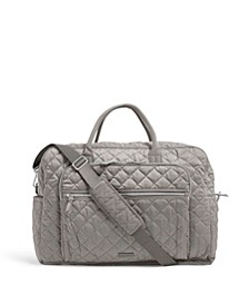 Performance Twill Grand Weekender Travel Bag