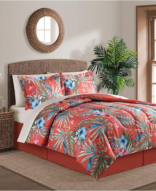 Fairfield Square Collection Paradise Island 8-Pc. California King Comforter Set