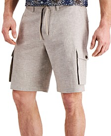 "Men's Marco Cargo 10"" Shorts, Created for Macy's"