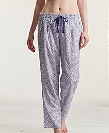 Paperbag Waist Pajama Pants