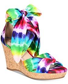 Ozara Wedge Sandals