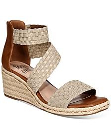 Nieve Wedge Sandals