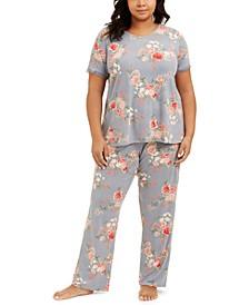 Lauren Plus Size PJ Set