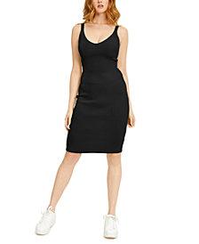 GUESS Nyx Sleeveless Ribbed Midi Dress