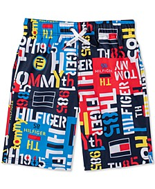 All Over Printed Swim Trunk