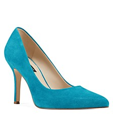 Women's Flax Pumps
