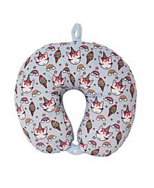 Toddler, Little and Big Kids Miss Gwen Unicorn Sweet Treats Neck Pillow
