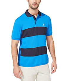 Men's Classic-Fit Navtech Colorblocked Polo