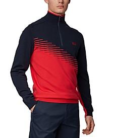 BOSS Men's Zelchior_Pro Bright Red Sweater