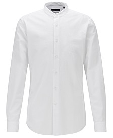 BOSS Men's Jordi White Shirt