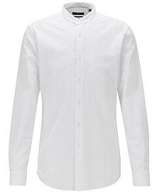 BOSS Men's Jordi White Shirt