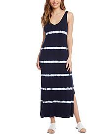 Alana Tie-Dyed Midi Dress