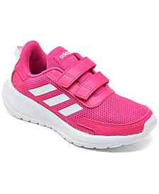 Little Girls Tensor Stay-Put Closure Casual Athletic Sneakers from Finish Line