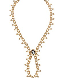 18k Gold Plated Fall Necklace