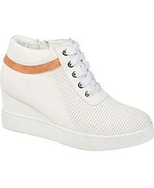 Women's Ayse Sneaker Wedge